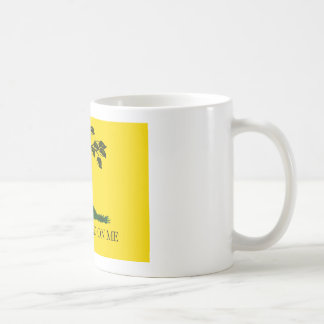 Don't Tread on Me - for scientists Coffee Mug