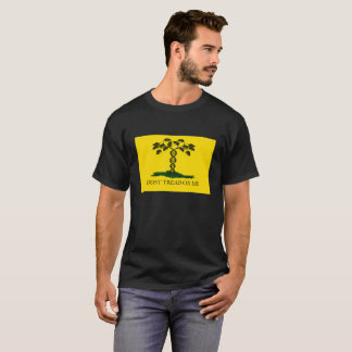 Don't Tread on Me - for scientists T-Shirt