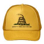 Don't Tread On Me-Gadsden Flag Cap