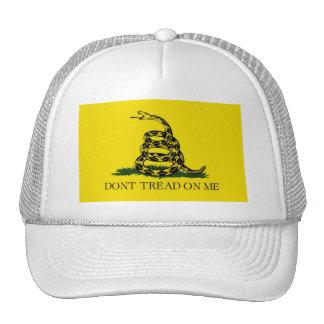 "Dont Tread On Me  ""Gadsden Flag"" Trucker Hat"