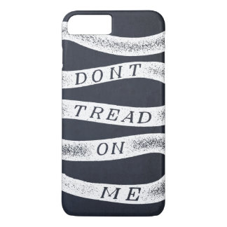 Don't Tread On Me Gadsden Flag iPhone Case