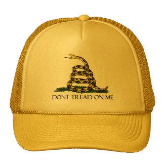 Don't Tread on Me, Gadsden Flag Patriotic History Cap