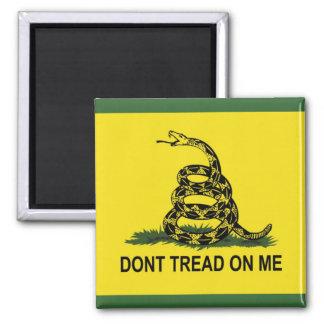 Dont Tread On Me Gadsden Flag Refrigerator Magnets
