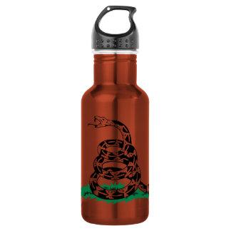 Dont Tread On Me Gadsden Snake Liberty Bottle 532 Ml Water Bottle