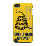 Dont Tread On Me iPod Touch Case