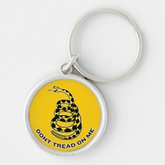Dont Tread On Me Keychain