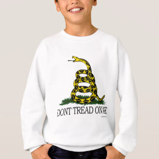 Don't Tread On Me Kids Sweatshirt