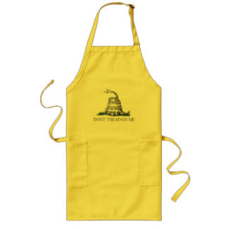 Don't Tread On Me Long Apron