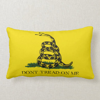 Dont Tread On Me Lumbar Cushion