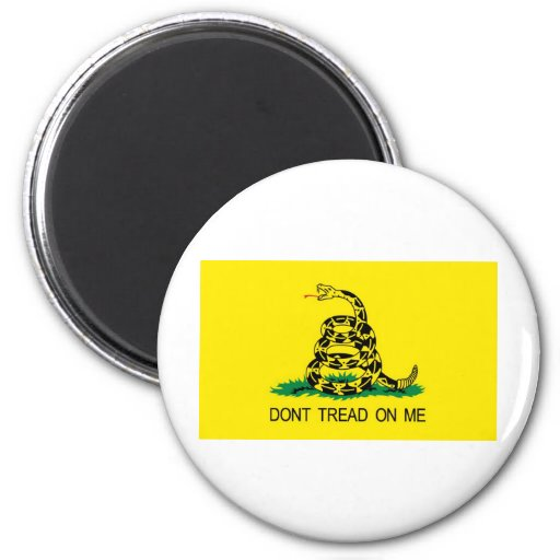 Don't Tread On Me Magnets