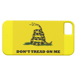 Don't Tread On Me Phone Cases iPhone 5 Case