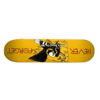 Don't Tread On Me Skateboards