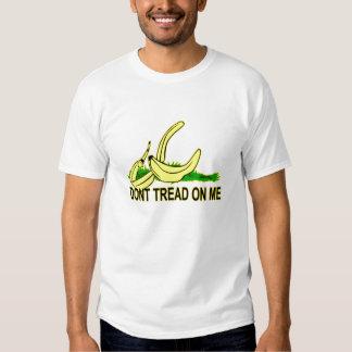 Don't Tread On Me Tee Shirt