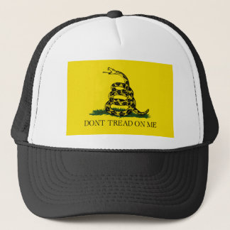 DONT TREAD ON ME, The Gadsden Flag Trucker Hat
