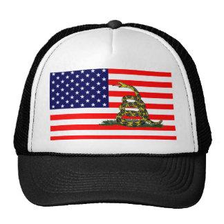 Don't Tread On The USA Trucker Hats