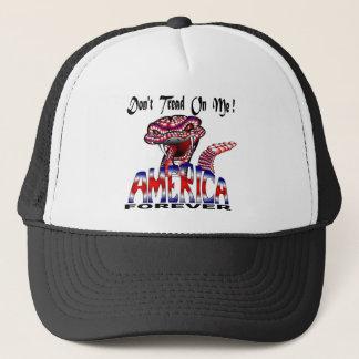 Don't Tread Trucker Hat