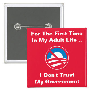 Don't Trust Government Pins