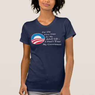 Don't Trust Government Tshirts