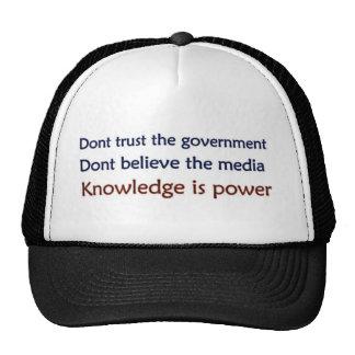 Dont Trust them Cap
