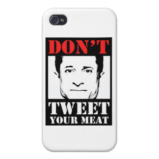 Don't Tweet Your Meat iPhone 4/4S Case