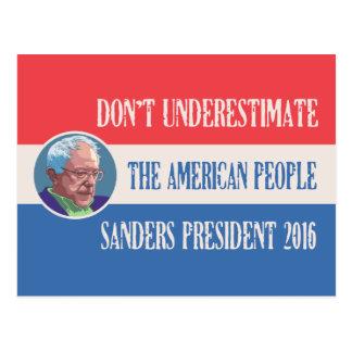 Don't Underestimate Postcard