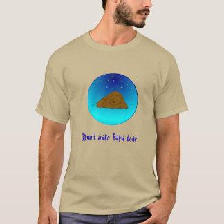 Don't wake Papa Bear shirt