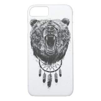 Don't wake the bear iPhone 7 case