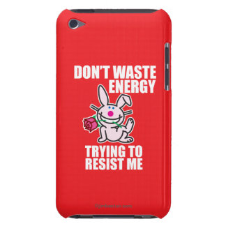 Don't Waste Energy iPod Case-Mate Case