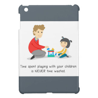 Don't waste time - iPad Case