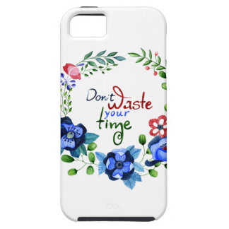 Don't waste your time iPhone 5 case