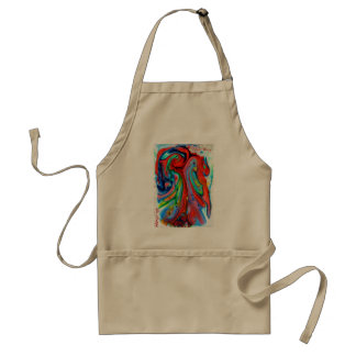 Dont Worry Be Happy 2 Aprons