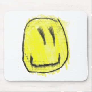 Don't Worry, Be Happy! (AND SMILE TOO! :) ) Mouse Pad