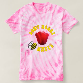 Don't Worry BEE Happy shirt 🐝 Friso Tulip