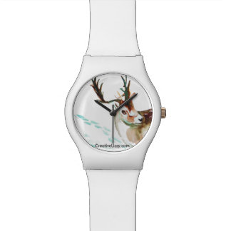 Don't Worry Deer - Simple Watch