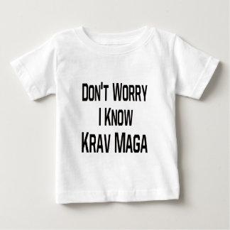 Don't Worry I Know Krav Maga. Shirts