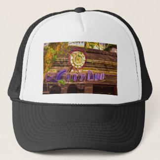 Don't Worry Keyring Trucker Hat