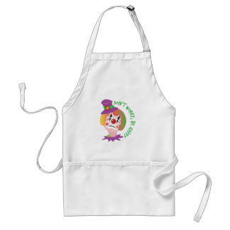 Dont Worry Standard Apron