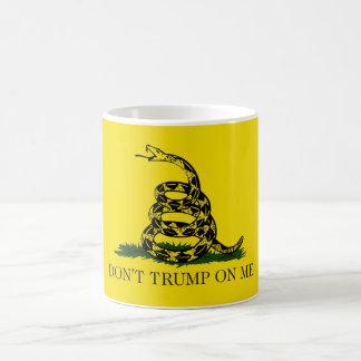 #DontTrumpOnMe Mug