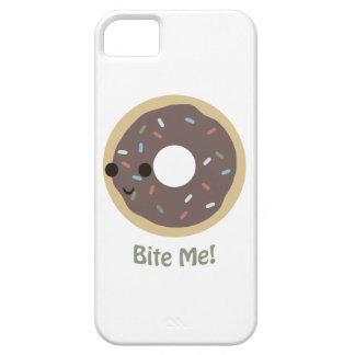 Donut Bite Me! iPhone 5 Cases