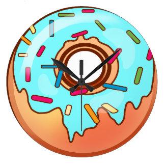 Donut Clock