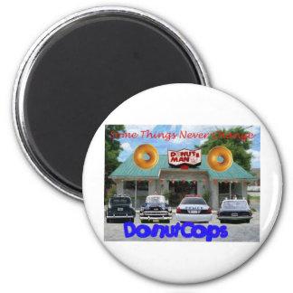 Donut Cops2 Magnet