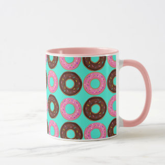 Donut Frenzy Mug