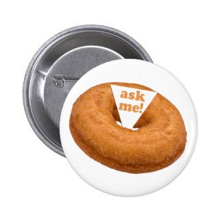 Donut Humor custom button
