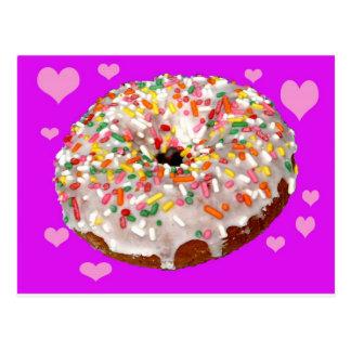 Donut Lovers Unite! Postcards