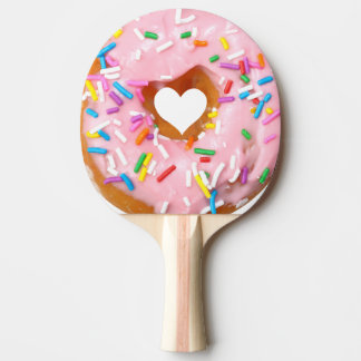 Donut Ping Pong Paddle