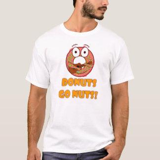 Donut Playing A Ukulele T-Shirt