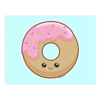 Donut Postcard