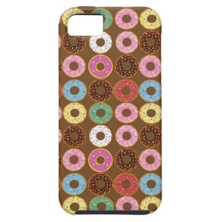 Donut Round iPhone 5 Cover