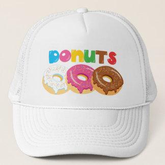 Donut Shop Festival Bakery Fair business hat