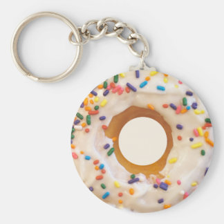 Donut Theme Keychains